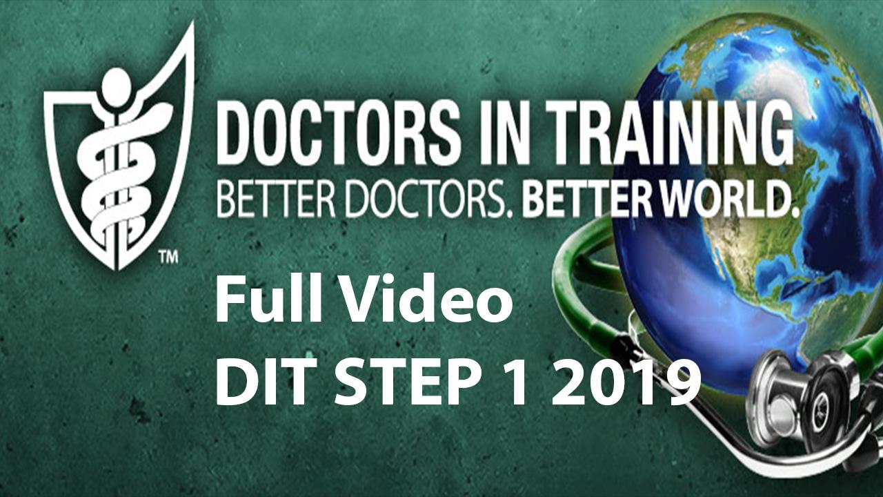 Tải trọn bộ Doctors In Training USMLE Step 1